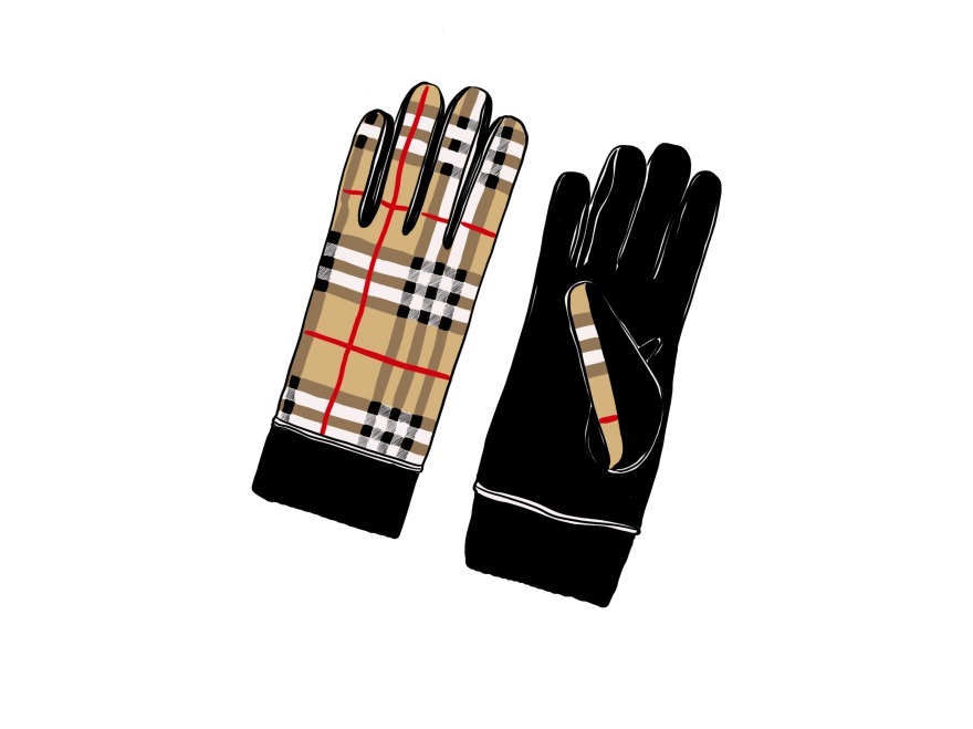 Burberry_mittens